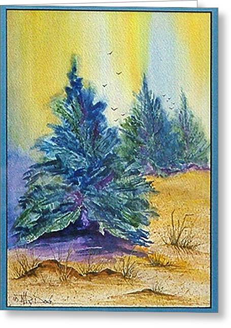 High Desert Spirit Greeting Card