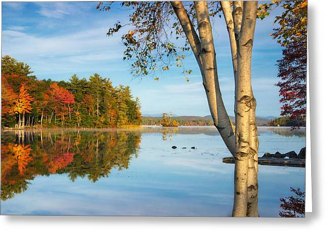 Highland Lake Greeting Card