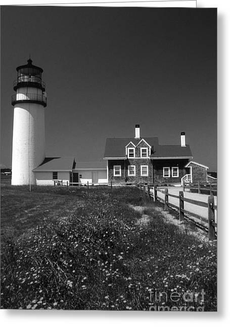 Highland Lighthouse Greeting Card