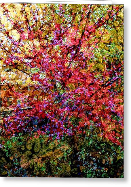 Highline Nyc Greeting Card by Zeitlin Giffen