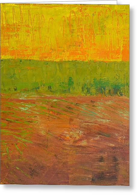 Highway Series - Soil Greeting Card