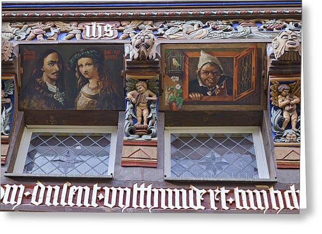 Hildesheim Greeting Card