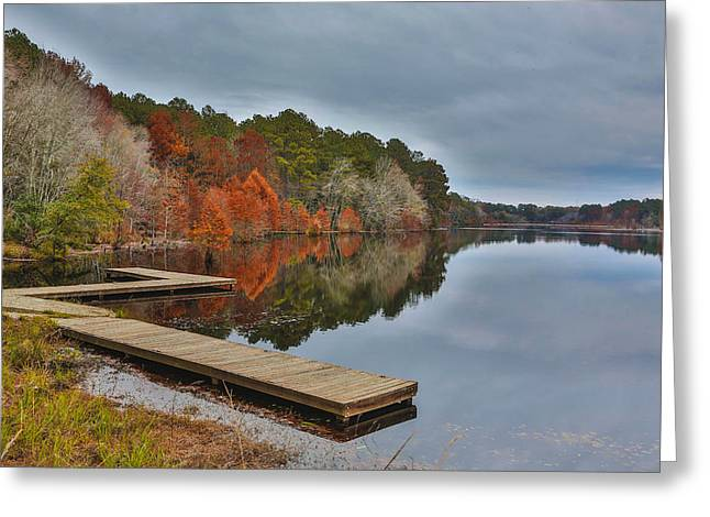 Hinson Lake Greeting Card