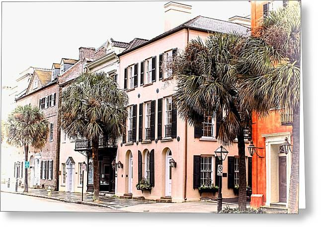 Historic Charleston Greeting Card