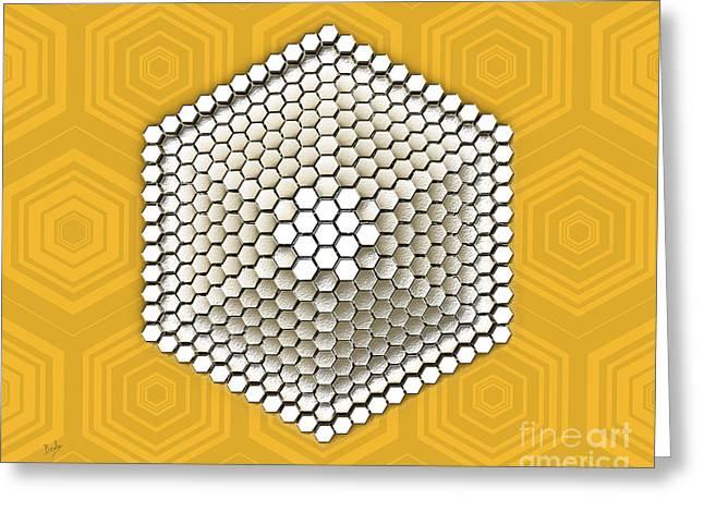 Hive Greeting Card