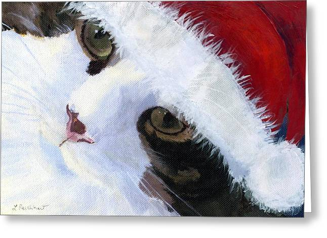 Ho Ho Harley Greeting Card
