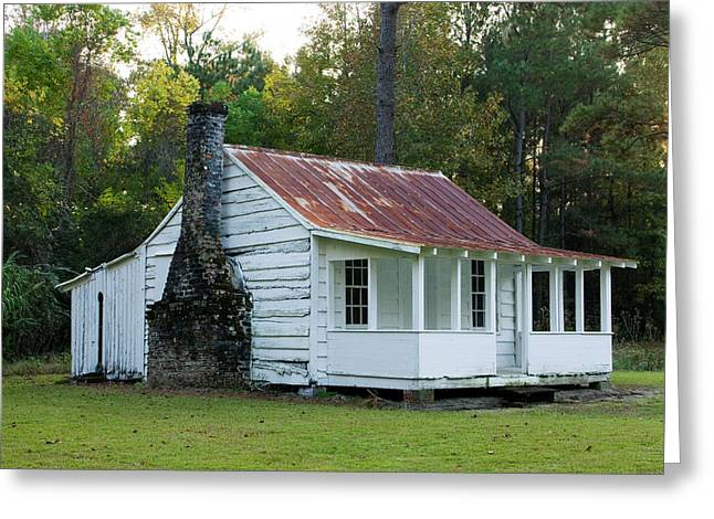 Hobcaw Cabin Greeting Card