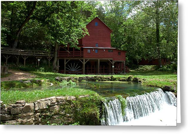 Hodgson Mill Greeting Card