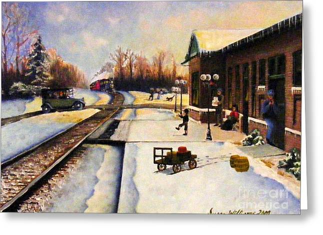 Holiday Depot 1932 Greeting Card