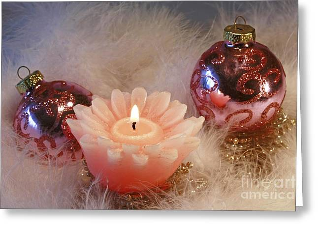 Holiday Moments Greeting Card by Inspired Nature Photography Fine Art Photography