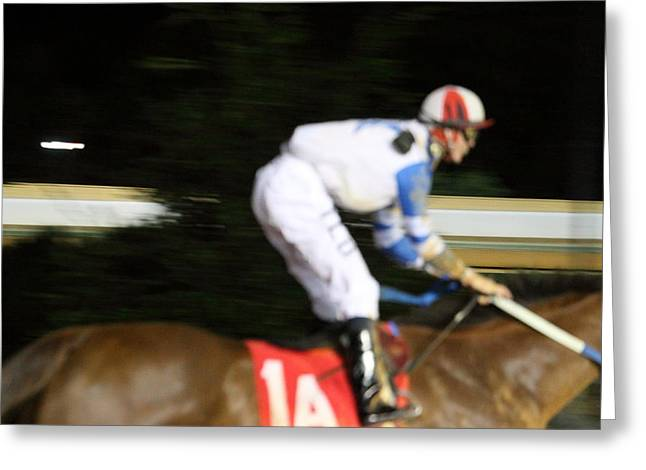 Hollywood Casino At Charles Town Races - 121260 Greeting Card by DC Photographer