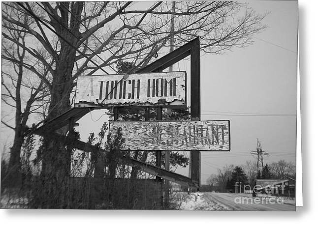 Greeting Card featuring the photograph Home Cooking  by Michael Krek