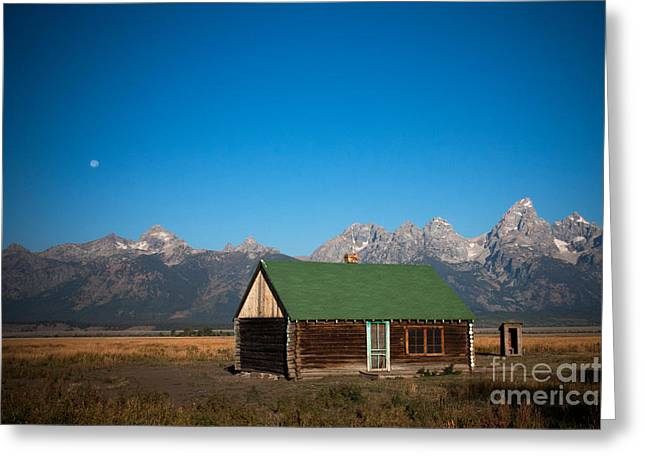 Home On The Range Greeting Card by Karen Lee Ensley