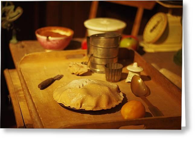 Homemade Pie Greeting Card