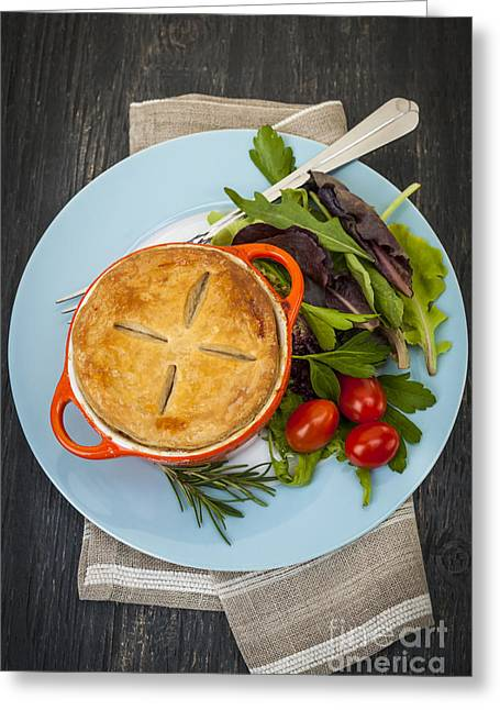 Homemade Potpie Greeting Card