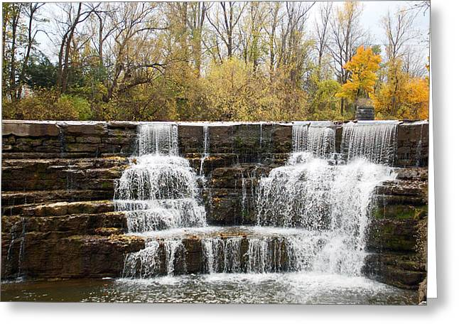 Honeoye Falls 2 Greeting Card