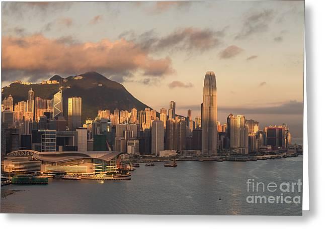 Hong Kong 16 Greeting Card