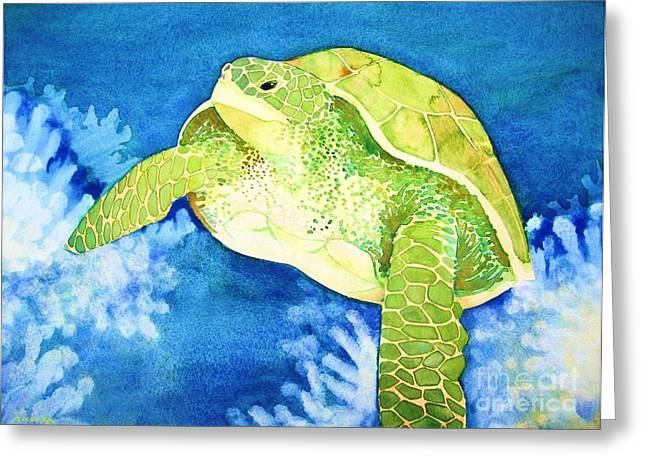 Honu Greeting Card