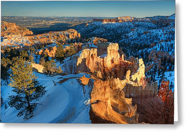 Hoodoo Heaven Greeting Card
