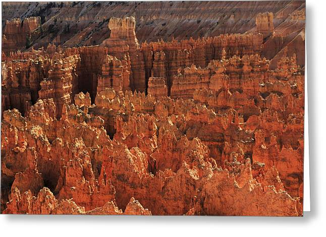 Greeting Card featuring the photograph Hoodoos by Joe Paul