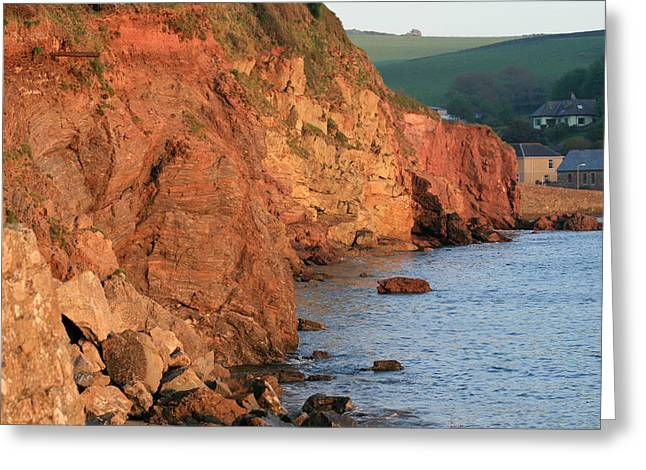 Hope Cove Greeting Card