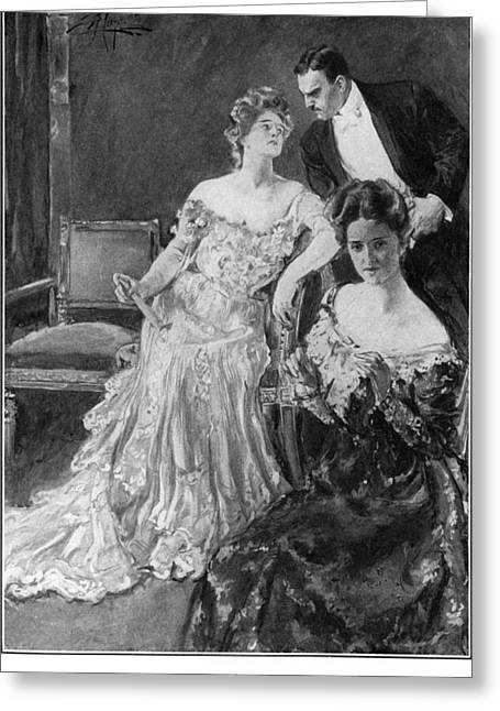 House Of Mirth, 1905 Greeting Card by Granger