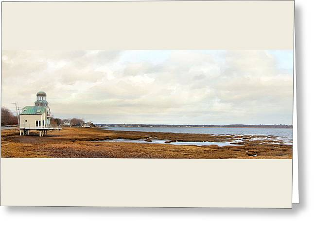 House On Joppa Flats Greeting Card