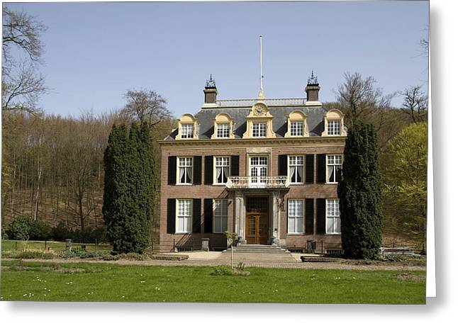 House Zypendaal In Arnhem Netherlands Greeting Card by Ronald Jansen
