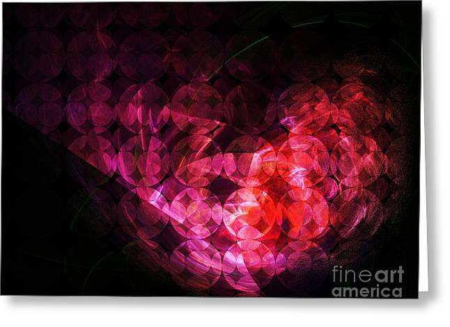 How Can You Mend A Broken Heart? Greeting Card
