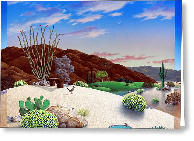 Howards Landscape Greeting Card