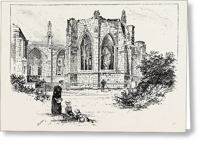 Howden, The Chapter House Greeting Card