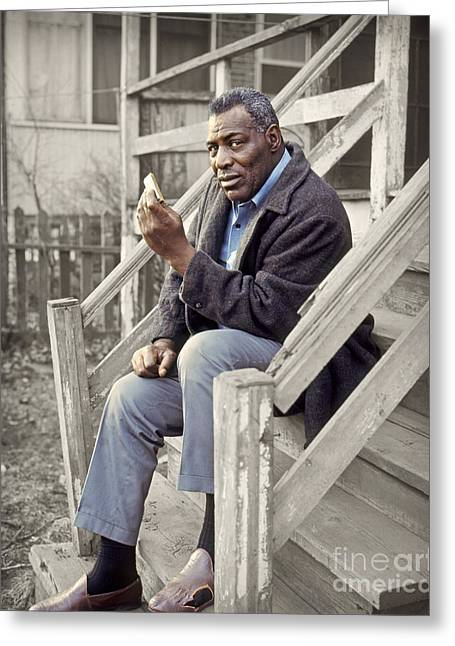 Howlin' Wolf 1969 Greeting Card