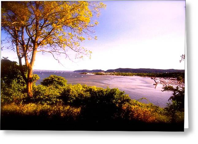 Hudson Valley  Photograph  Greeting Card