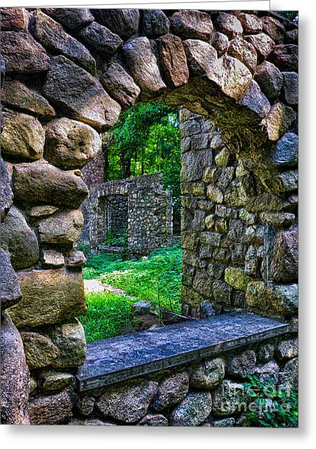 Hudson Valley Ruins 2 Photograph By Bob Stone