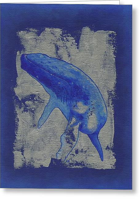 Humpback Whale Song Greeting Card