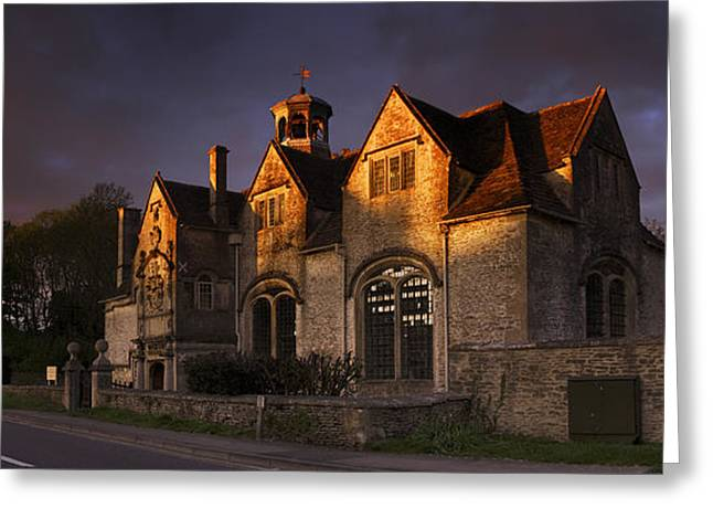 Hungerford Almshouses Greeting Card