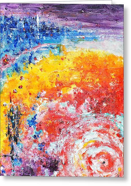 Hurricane 2 Greeting Card
