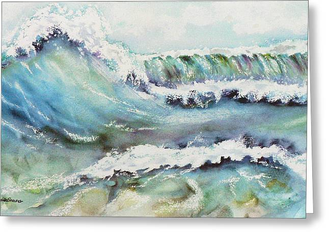 I Must Go Down To The Sea Greeting Card