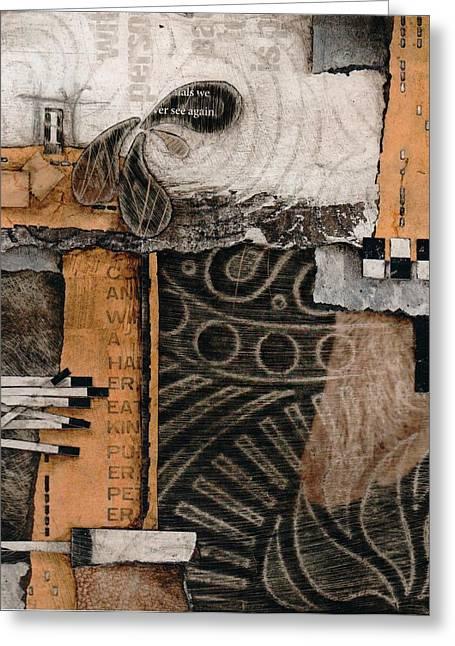 I See Again Greeting Card by Laura  Lein-Svencner