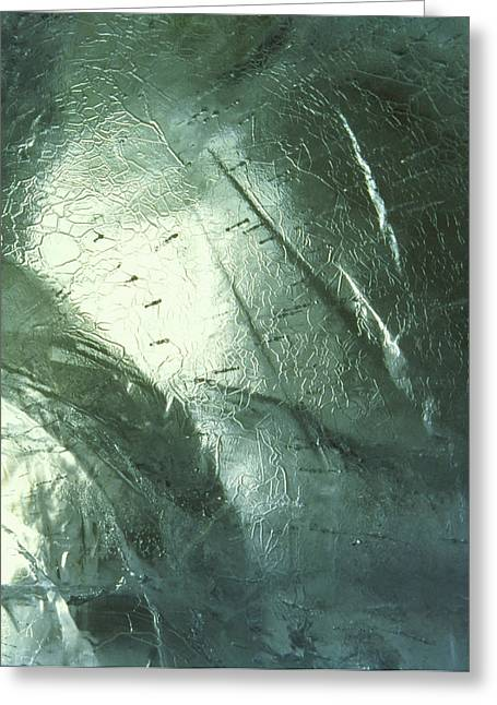Ice Hotel Wall Greeting Card by Dan Tobin Smith/science Photo Library