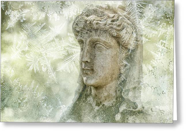 Ice Queen Greeting Card