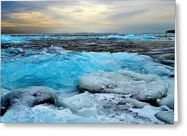 Ice Storm 16 - Kingston - Canada Greeting Card