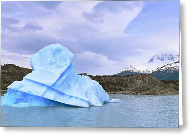 Iceberg In Brazo Spegazzini, Los Greeting Card