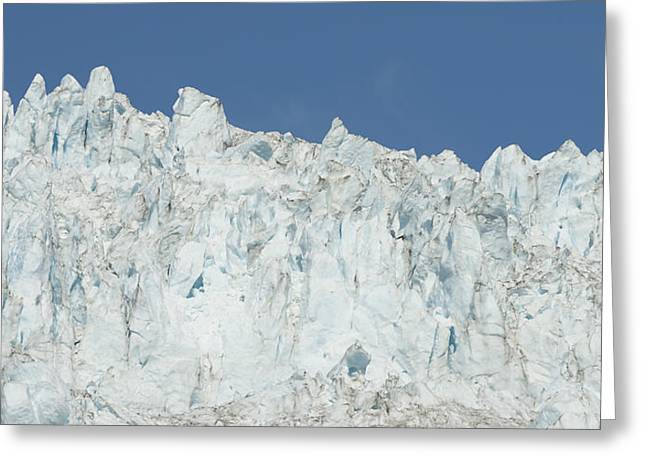 Icefield Greeting Card by Andy-Kim Moeller