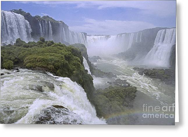 Iguazu Falls 1 Greeting Card