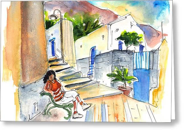 Igueste De San Andres 01 Greeting Card