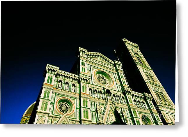 Il Duomo Di Firenze II Greeting Card
