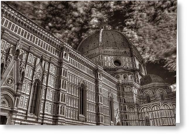 Il Duomo Greeting Card
