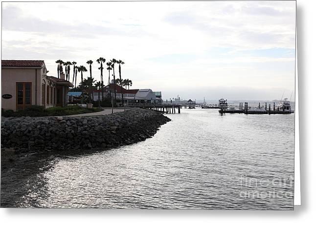 Il Fornaio Italian Restaurant In Coronado California 5d24379 Greeting Card