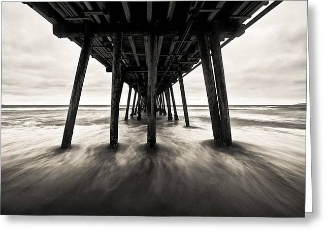 Greeting Card featuring the photograph Imperial by Ryan Weddle